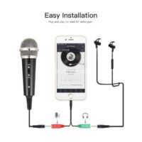 Microphone Audio 3.5mm